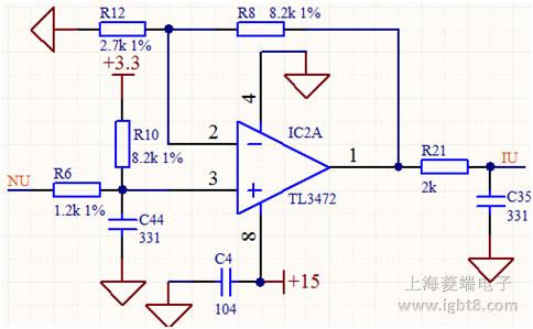 永磁同步电机驱动电路的硬件研究(3)