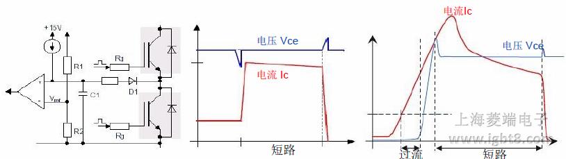 驱动电路与igbt模块必须用导线连接时
