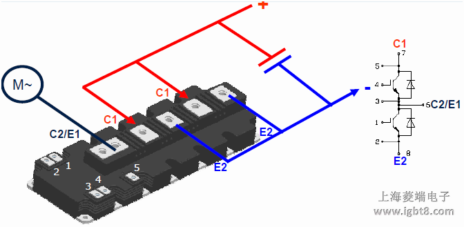 英飞凌primepack igbt模块特点及其应用
