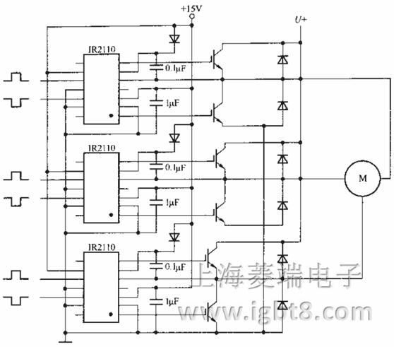 集成igbt驱动电路ir2110(3)