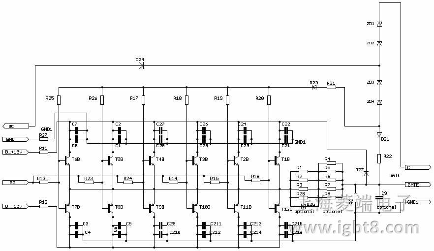 ma40xexx –功率放大电路级